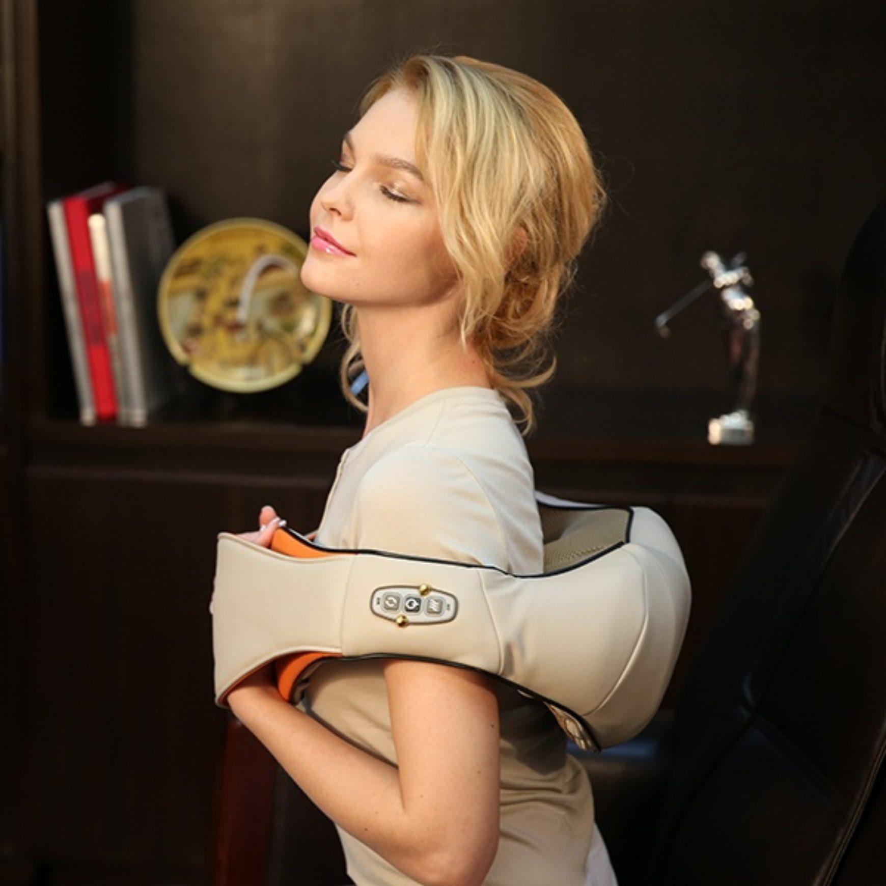 Uživajte u profesionalnoj masaži kod kuće